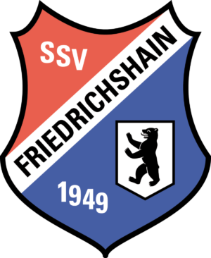 SSV Friedrichshain 1949 Logo